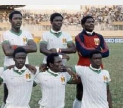 Côte d'Ivoire : L'ex gardien de l'Asec et des éléphants, Koffi Kouadio (Dino Zoff) es...