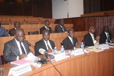 Côte d'Ivoire : Assemblée nationale, la Commission Sécurité et défense a adopté à la...
