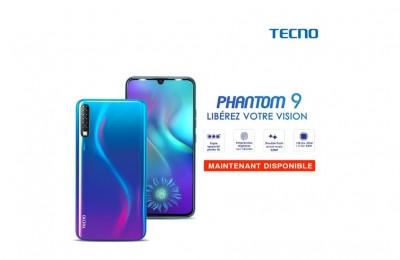 Côte d'Ivoire: TECNO MOBILE: Le nouveau Phantom 9 est enfin DISPONIBLE