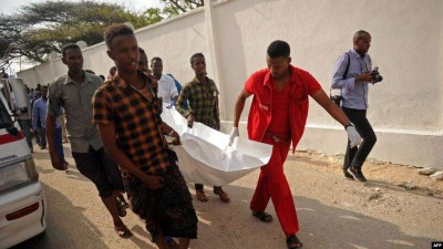 Somalie : Le maire de Mogadiscio blessé par une explosion dans son bureau
