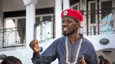 Ouganda: L'artiste Bobi Wine officialise sa candidature à la  présidentielle de 2021