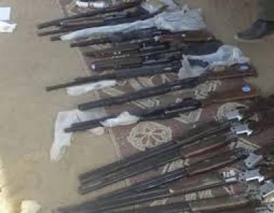 Niger: Un nigerian arrêté en possession d'une vingtaine d'armes à feu en provenance du Mali