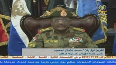Soudan: Un général de l'armée et plusieurs soldats arrêtés  après un «coup d' Etat manqué » le 11 Juillet