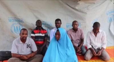 Nigeria: Boko Haram diffuse une vidéo d'humanitaires enlevés dans le nord-ouest