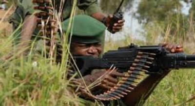 RDC: Trois soldats tués dans une embuscade de Maï-Maï dans le sud Kivu
