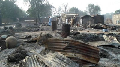 Nigeria: Dalori, deux morts et des blessés dans  une attaque islamiste contre un camp de déplacés