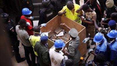 Sénégal: 1107 kilogrammes de cocaïne estimés à près de 90 milliards incinérés par la Douane