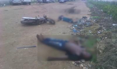 Togo: Fin de parcours pour deux braqueurs à Lomé