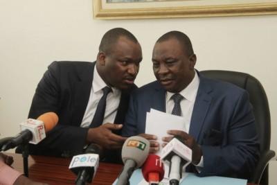 Côte d'Ivoire : Attaqué de toute part, Mamadou Touré porte  secours à Adjoumani Kobenan