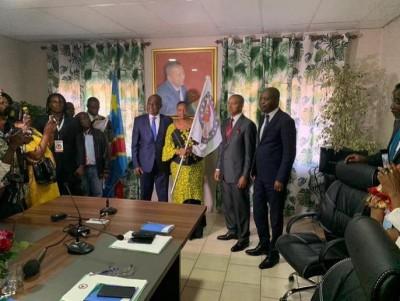 RDC:  Jean-Pierre Bemba, nouveau coordinateur de Lamuka