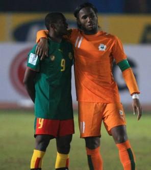 Côte d'Ivoire: Nommés conseillers du président de la CAF, voici les rôles confiés à Drogba et Eto'o