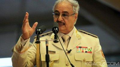 Libye : Accusée de soutenir le GNA, Ankara menace de riposter contre toute attaque du  Maréchal Haftar
