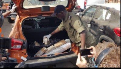 Sénégal : Saisie de drogue au port de Dakar, 80 kg ont miraculeusement disparu du chargement