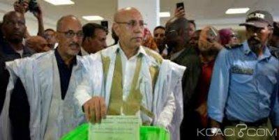 Mauritanie: Présidentielle,  la cour constitutionnelle valide la victoire au premier tour de  Ghazouani