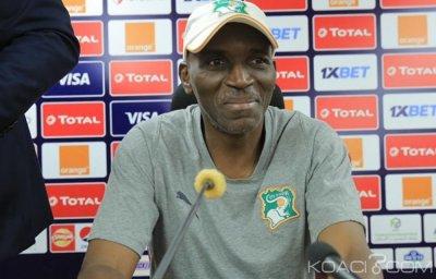 CAN 2019 : Après la qualification pour les huitièmes de finale, Kamara « Nous devons jouer notre va-tout dans une phase à élimination  directe »