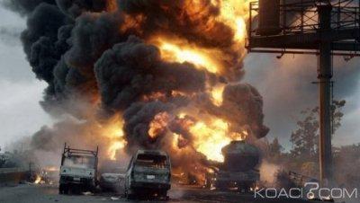 Nigeria: Au moins 10 morts et plus de 50 blessés dans le pillage d'un camion accidenté