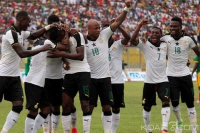 Ghana : CAN 2019, les Black Stars jouent pour la continuité ou l'élimination ce mardi