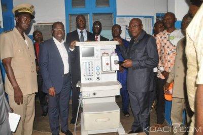 Côte d'Ivoire: L'Hôpital général de Bouna doté d'un bloc opératoire et d'un pavillon de prise en charge des fistules obstétricales