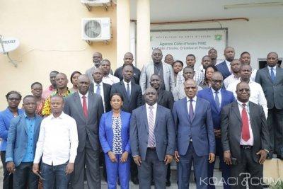 Côte d'Ivoire : Renforcement des capacités des acteurs d'une soixantaine de PME sur le circuit de paiement de la dépense publique