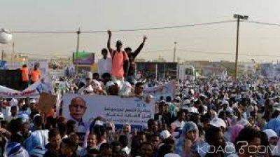 Mauritanie: Des partisans de l'opposition libérés, le nouveau Président Ghazouani quitte le pays