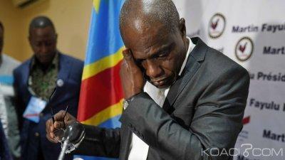RDC: Martin Fayulu fà¢che le camp  Katumbi avec un communiqué de Lamuka
