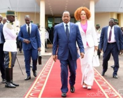 Cameroun : Secoué par des opposants, le couple Biya regagne Yaoundé après un séjour mouvementé à Genève