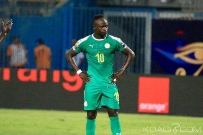 Sénégal : 2éme  penalty raté depuis le début de la Can, Sadio Mané décide de ne plus s'essayer à l'exercice