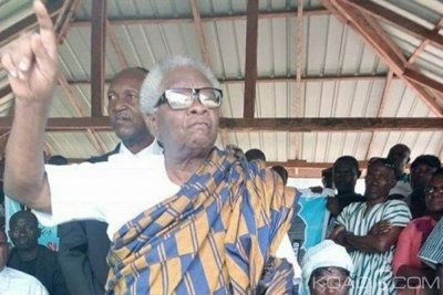 Ghana : Togoland, les 9 indépendantistes libérés