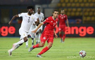 Ghana-Tunisie : CAN 2019, la Tunisie défait le Ghana 5-4 aux tirs au but pour le dernier ticket des ¼ de finale