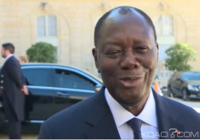 CAN 2019 : Depuis la France,  Ouattara espère le « jamais deux sans trois » pour les éléphants