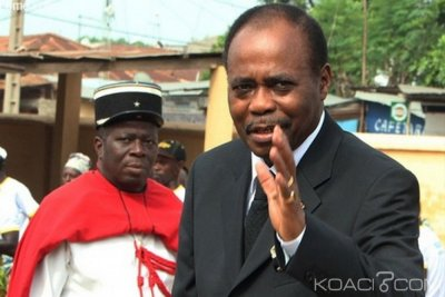 Togo : Edem Kodjo est en vie