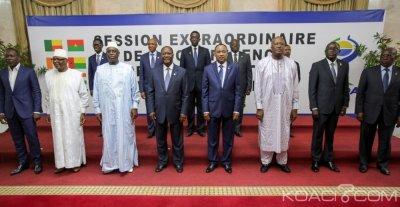 Côte d'Ivoire : Abidjan abrite vendredi la 21è session ordinaire de la Conférence des Chefs d'Etat et de Gouvernement de l'UEMOA