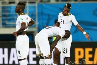 Ghana : Excuses du CN après la sortie des Black Stars de la CAN 2019, encouragement d'Akufo-Addo