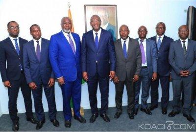 Côte d'Ivoire : Issouf Fadika et Guy Serge Manouan élus PCA et DG pour la gestion du Guichet Unique du Commerce Extérieur (GUCE)
