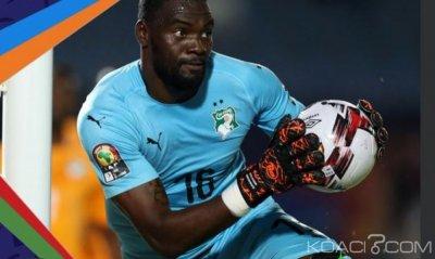 CAN 2019 : Elu l'homme du match, Sylvain Gbohouo « Nous avons tout donné »