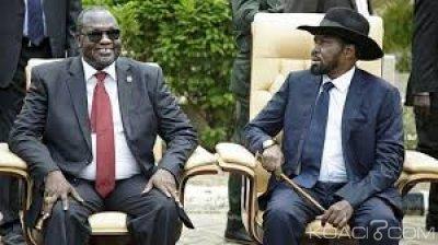 Soudan du Sud :  Riek Machar prêt à rencontrer Kiir à condition de « retrouver sa l...