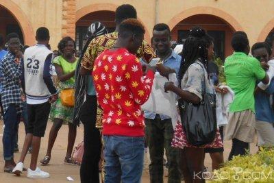 Togo : Examen du BAC II, résultats par SMS ce dimanche, proclamation le lundi