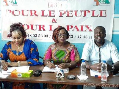 Côte d'Ivoire : Sit in devant la CEI, Pulcherie rejoint Samba David pour le 23 juillet et ajourne sa manifestation devant l'UE