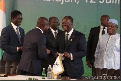 Côte d'Ivoire: Quand Alassane Ouattara soulève la polémique sur la monnaie unique