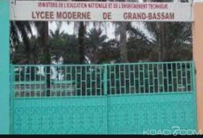 Côte d'Ivoire : Fraude au BEPC, des enseignants  et un candidat placés sous mandat de dépôt à la prison civile de Grand-Bassam