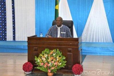 Burkina Faso : Ouverture d'un dialogue politique national