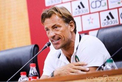 CAN 2019 : Hervé Renard ne confirme pas sa démission au poste de sélectionneur du Maroc