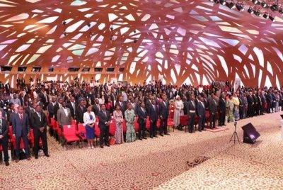 Côte d'Ivoire : 3ème Forum de la diaspora, Amadou Gon appelle les ivoiriens de la diaspora à investir dans le pays car l'environnement est propice aux affaires
