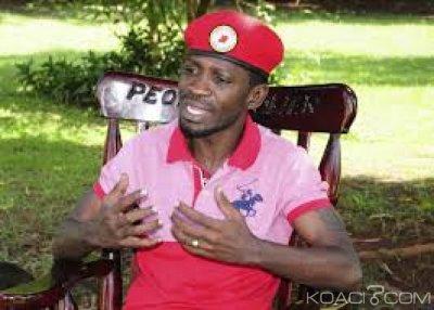 Ouganda: L'artiste Bobi Wine se porte candidat à la présidentielle de  2021