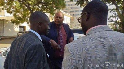 Zimbabwe: Le député de l'opposition Job Sikhala libéré sous  caution