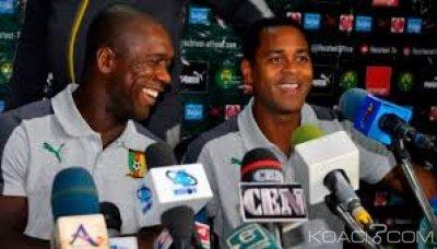 Cameroun : Football, limogeage du duo Seedorf et Kluivert de la tête des Lions indomptables