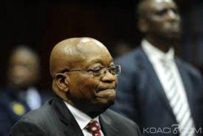 Afrique du Sud: Zuma pressé de questions, son audition suspendue jusqu' à vendredi