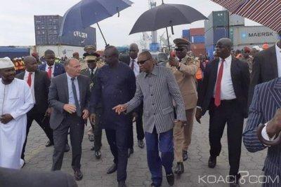 Liberia-Guinée :  Points saillants des discussions Weah-Condé, une compagnie aérienne en gestation
