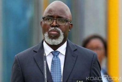 Afrique : CAF, Amaju Pinnick demis de ses fonctions de 1er vice-président et remplacé