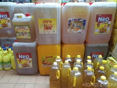 Cameroun:  Nouvelle saisie d'huiles végétales de contrebande